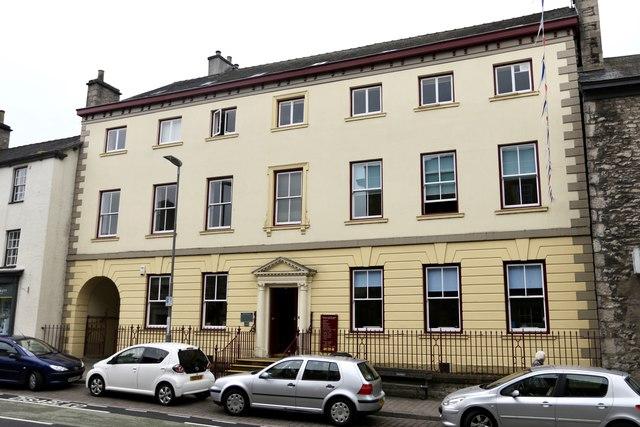 Stricklandgate House, Kendal