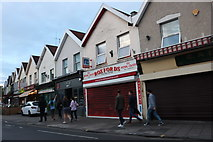 ST5975 : Shops on Gloucester Road, Bishopston by David Howard