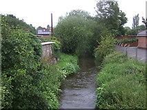 SO8690 : Smestow Brook, Swindon, Staffordshire by JThomas