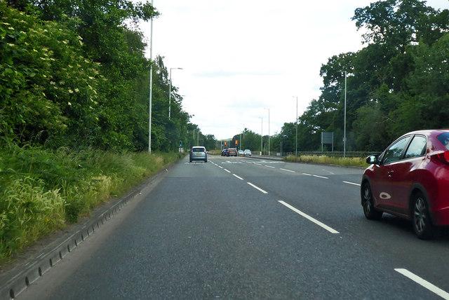A321 Marshall Road