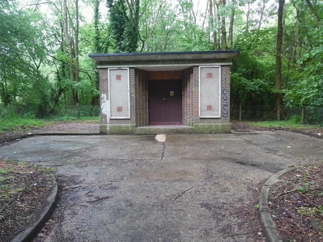 Peterley Sewage Pumping Station, Prestwood