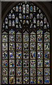 TG2208 : East window, St Peter Mancroft church, Norwich by Julian P Guffogg