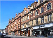 SO8455 : Foregate Street, Worcester by Des Blenkinsopp