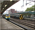 ST3088 : Different train operators in Newport station by Jaggery