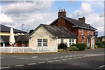 SJ4921 : The Bridgewater Arms, Harmer Hill by David Dixon