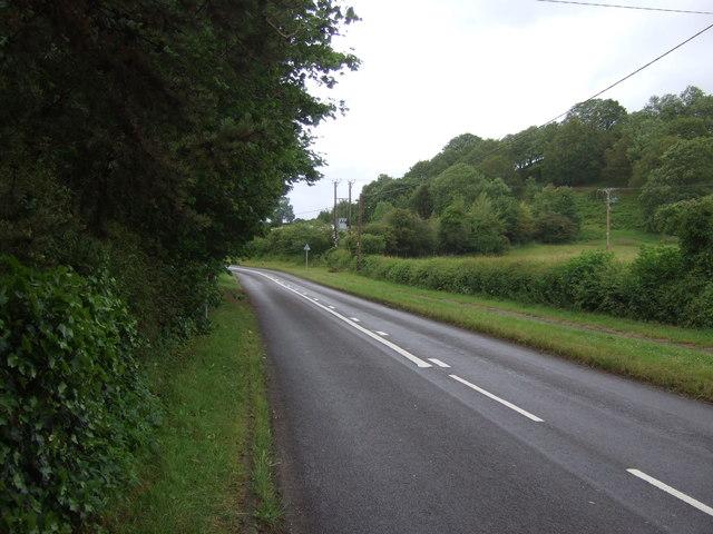 Orton Lane towards Orton