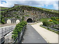 SK1199 : The Woodhead tunnel portals by Humphrey Bolton