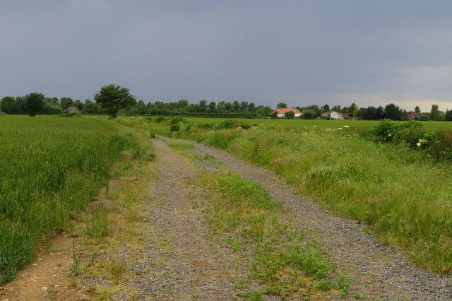 Path into Litchborough