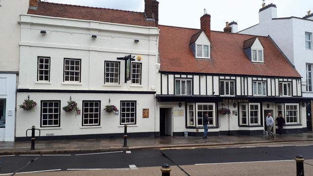The Brave Old Oak public house