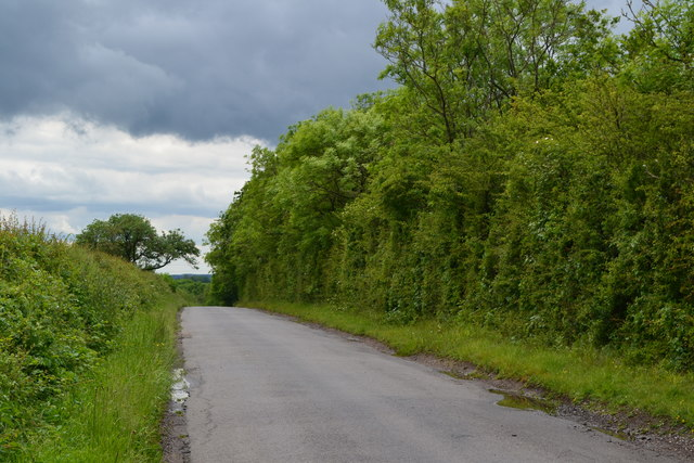 Road to Tiffield