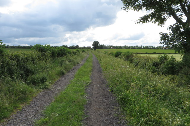 Footpath to Litchborough