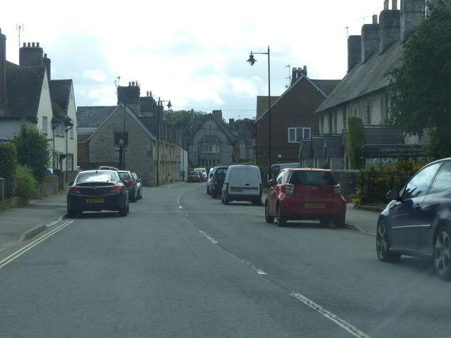 Puddletown High Street