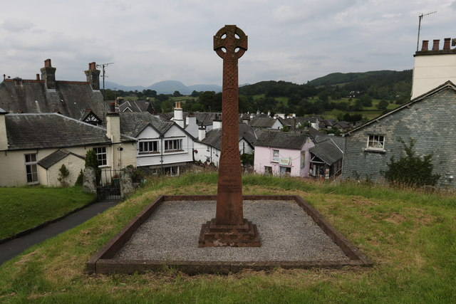 Hawkshead War Memorial