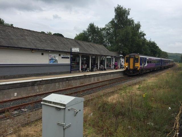 Windermere railway station