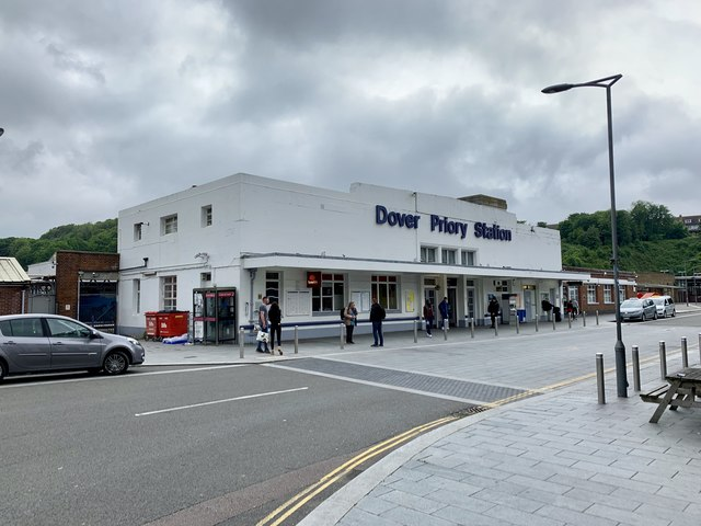 Dover Priory railway station