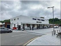 TR3141 : Dover Priory railway station by Andrew Abbott