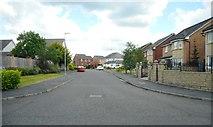 NS5159 : Parkholm Avenue by Richard Sutcliffe