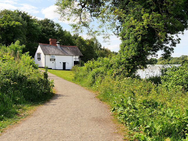 The Boat House, Colemere