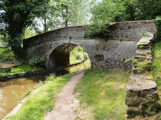 Shropshire Union (Llangollen) Canal, Little Mill Bridge