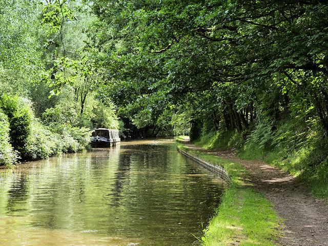 Shropshire Union Canal (Llangollen Branch)