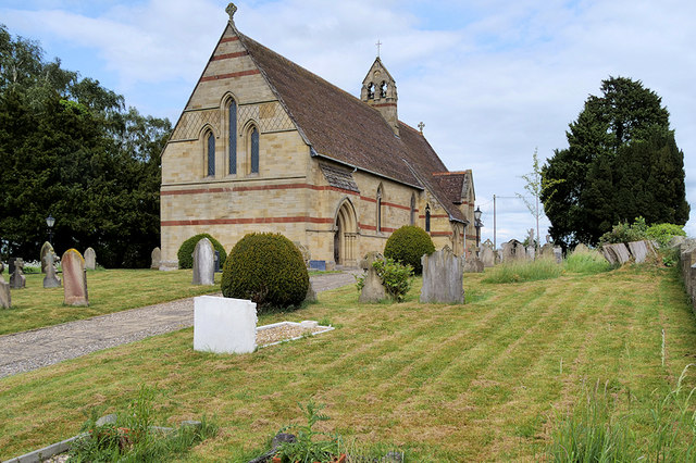 St John's Church, Colemere