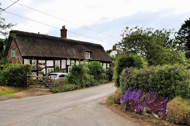 Rose Cottage, Lyneal