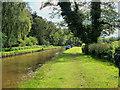 SJ4434 : Shropshire Union (Llangollen) Canal south of Hampton Bank and by David Dixon