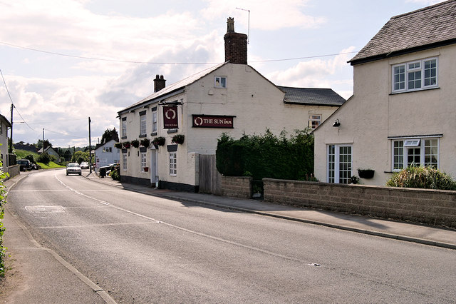 Welshampton, The Sun Inn