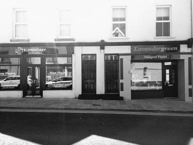 Shops Portrush