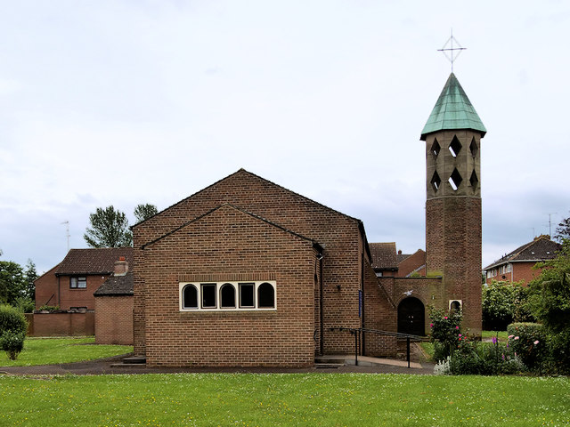 Our Lady of Pity Church, Shrewsbury