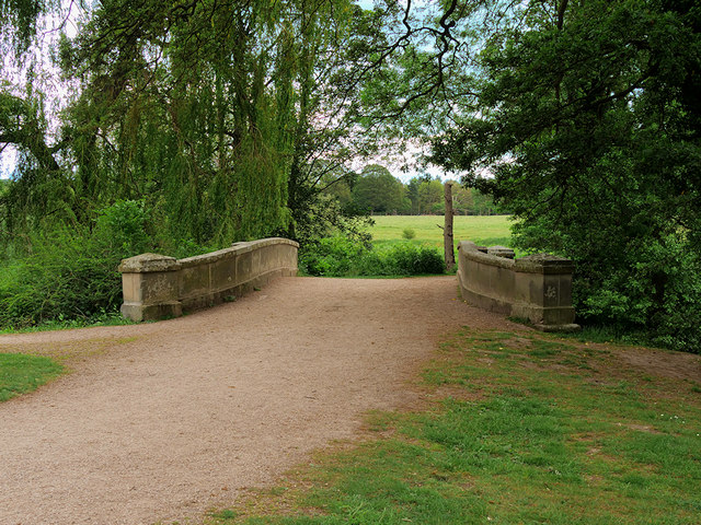 Estate Bridge, Attingham Park
