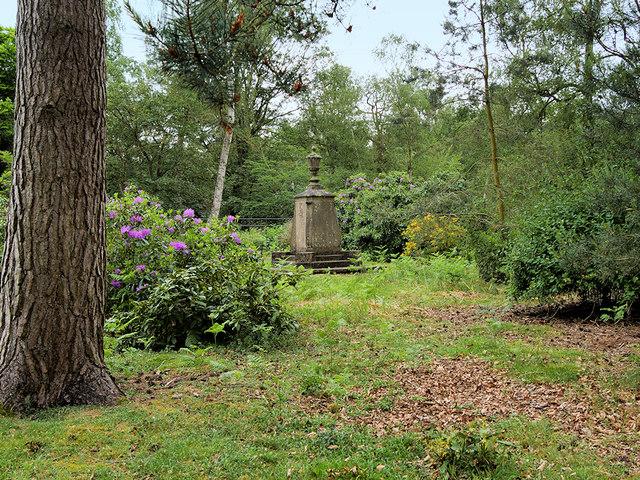 The Berwick Memorial and Garden, Attingham Park