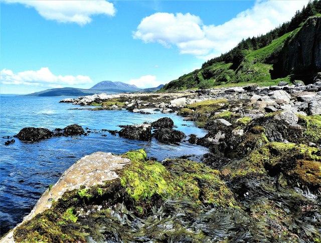 An Cumhann - Isle of Arran