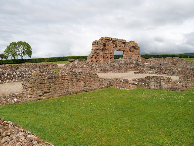 The Site of the Roman Town of Wroxeter (Viroconium)