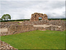 SJ5608 : The Site of the Roman Town of Wroxeter (Viroconium) by David Dixon