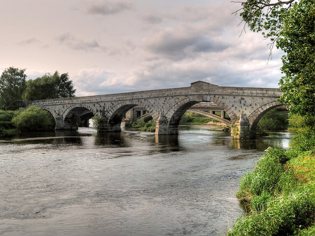 Atcham Bridge