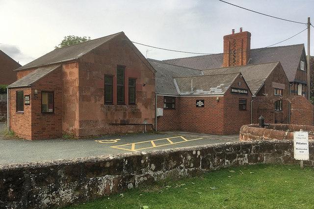 The Village Hall, Myddle