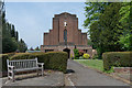 TQ1756 : Christ Church URC by Ian Capper