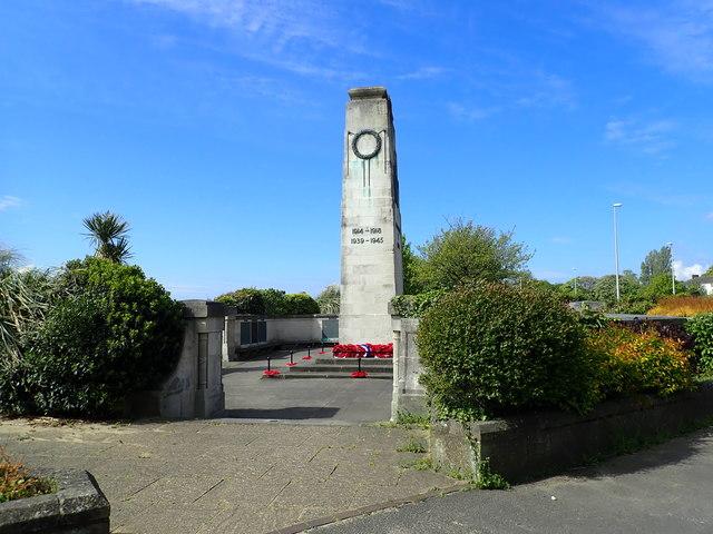 Swansea War Memorial