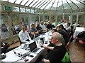 SK8231 : Inside the conservatory by Bob Harvey