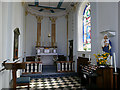 SE2918 : St Peter & St Leonard, Horbury - Lady Chapel by Stephen Craven