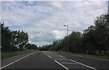 SP5920 : The A41, Ambrosden by David Howard