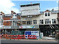 SX8960 : Building works on Torbay Road, Paignton by Christine Johnstone