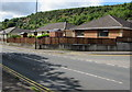 SO1403 : White Rose Way bungalows, New Tredegar by Jaggery