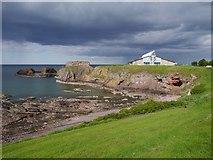NT6779 : Dunbar Leisure Pool by Jennifer Petrie