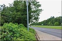 SP8535 : Standing Way, Milton Keynes by David Howard
