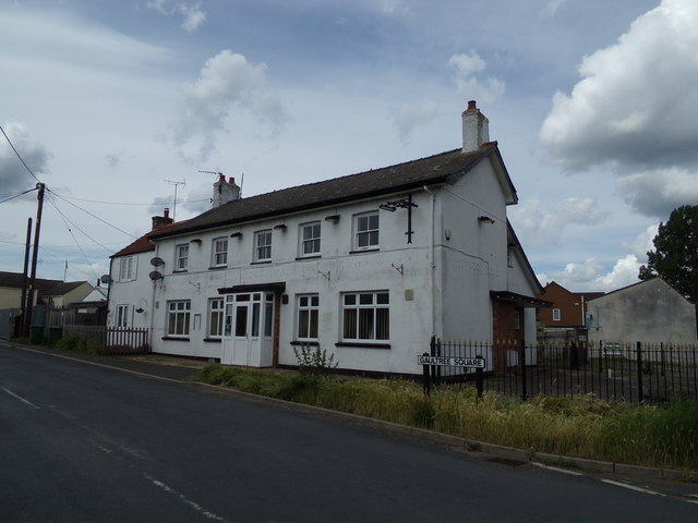 The former Queens Head Public House, Emneth