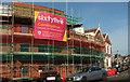 ST5974 : New flats, Overton Road, Bristol by Derek Harper