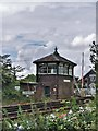 TQ3616 : Plumpton Signal Box by PAUL FARMER