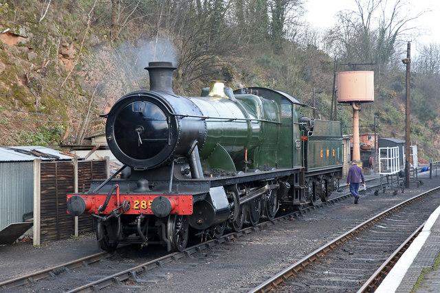 Severn Valley Railway - No. 2857